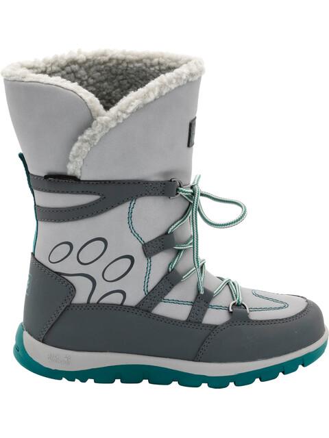 Jack Wolfskin Rhode Island Texapore Boots Children grey/brown